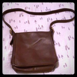 Vintage Coach Butter Soft Leather purse